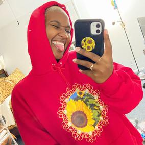 The Sunflower Sweatshirt