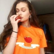 The Orange Babylon Tee