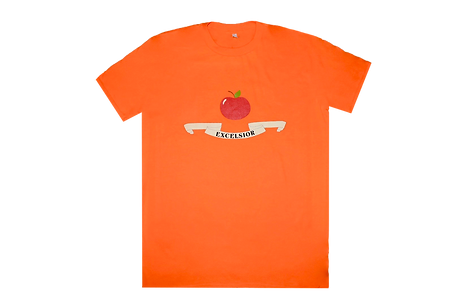 Orange Babylon Tee