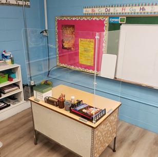 Educator's Shield - Single Return