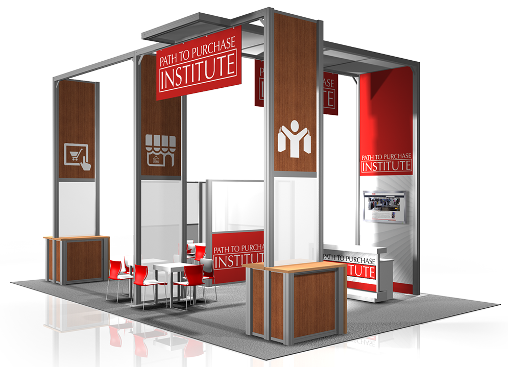 SME booth rendering