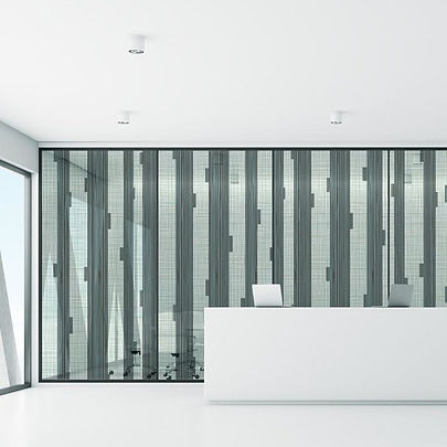 Office Conference Room Window Design
