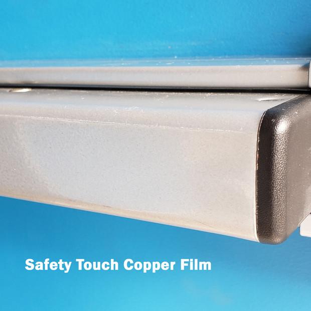 Copper Safety Film