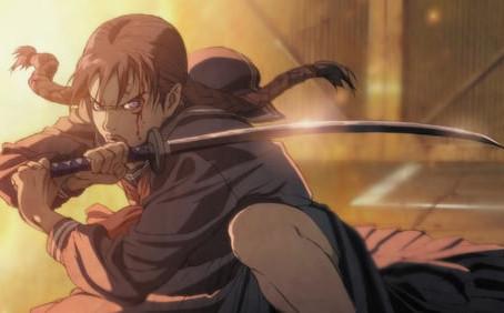 Vampires in Japanese Anime
