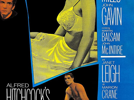 Kelly's June Pick: Psycho (1960)