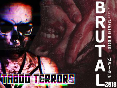 Kelly's Taboo Terrors: Brutal (2018)