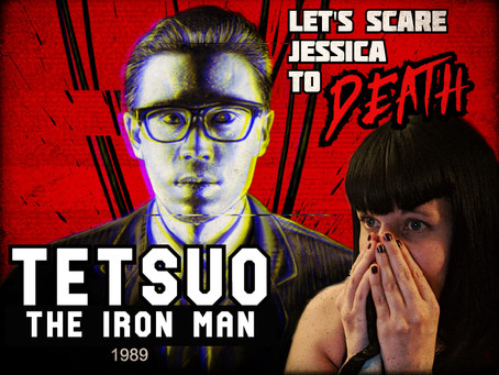 LSJTD - Tetsuo: The Iron Man (1989)