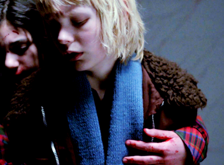 Kelly's August Pick: Let the Right One In (2008)