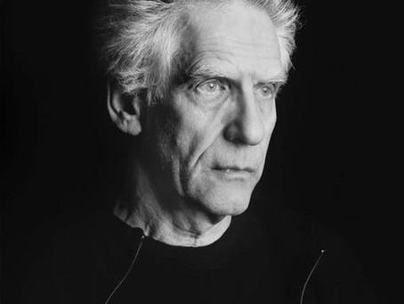 Jessica's March Pick - David Cronenberg