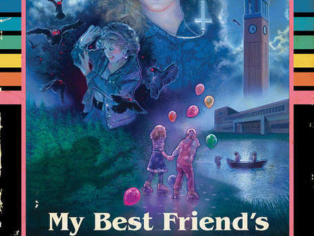 Jessica's Monthly Pick: My Best Friend's Exorcism