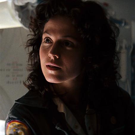 """""""This is Ripley, last survivor of the Nostromo, signing off."""" - Ellen Ripley"""