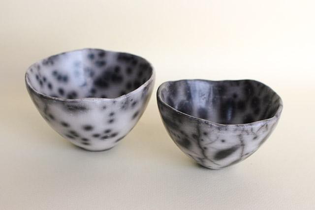 Naked Raku Bowls