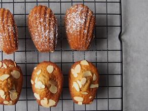 Brown Butter & Almond Madeleines