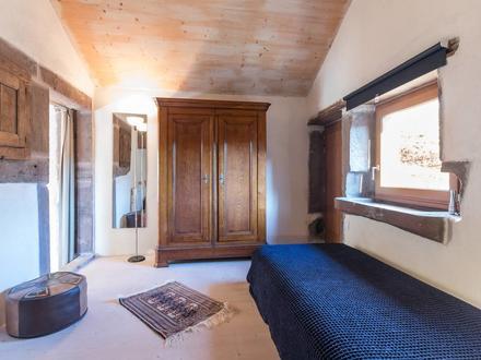 Schlafzimmer, 2 Einzelbetten stapelbar