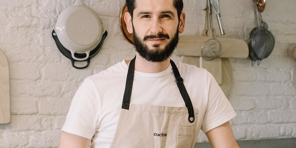 "Showcooking: ""Pasta Fresca con Marco Carboni"""