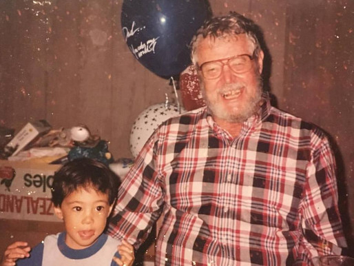 The Love of my grandfather