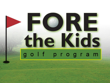 FORE-the-Kids June-July Junior Golf