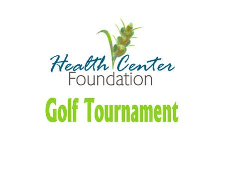 Health Center Golf Tournament 8.3.19