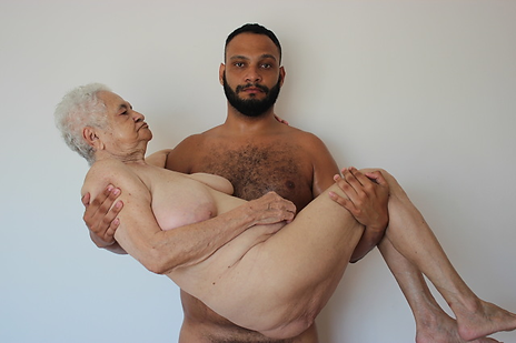 Victor e sua avó