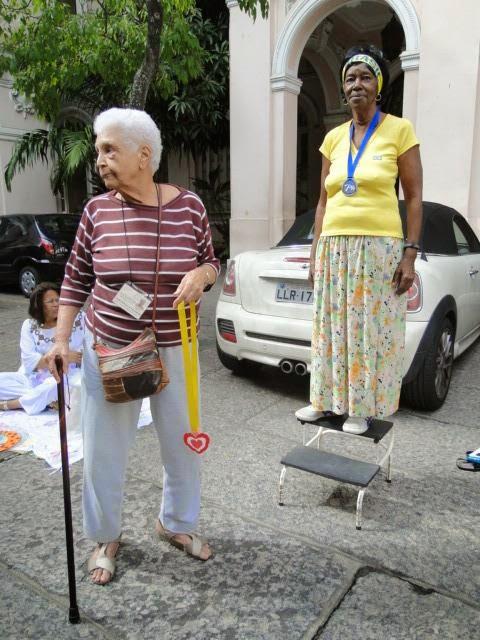 """Lúcia e a """"Medalha do Coração"""""""