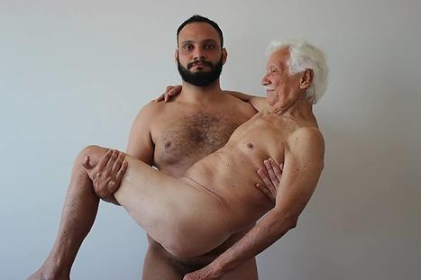 Victor e seu avô
