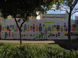 nosso mural FINZALIZADO com amor!!!