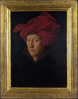 Retrato de um Homem com Turbante