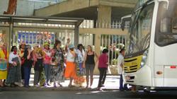 performanciã parando o ônibus!