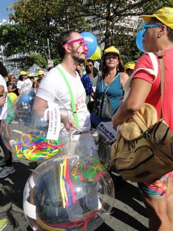 balões de pensamentos