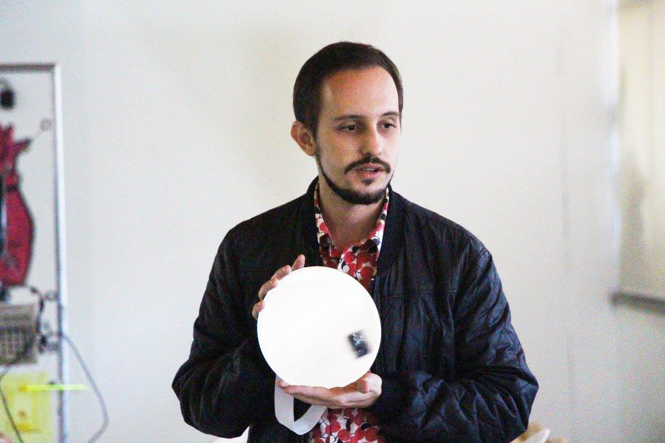 REFLEXOS - Oficina com Marcelo Asth
