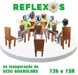 divulgação - Reflexos
