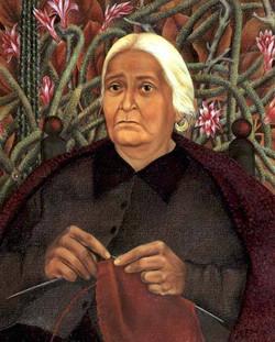 Retrato de Dona Rosita Morillo