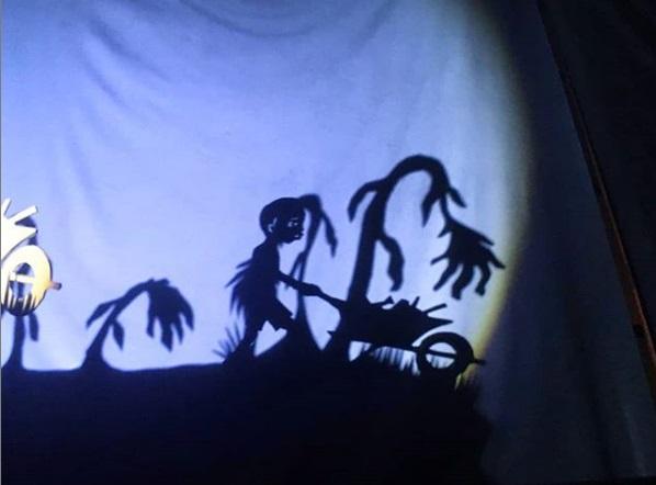 sombra e luz