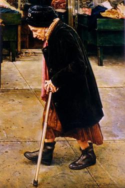 A Velha Senhora