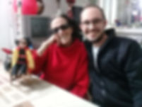 Angel Vianna e Marcelo Asth