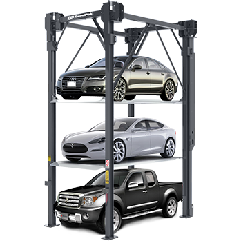 PL-14000-3-level-parking-lift
