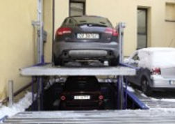 SPACER 25.2 CAR LIFT