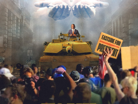 """Eastside Busts Through To The Next Level With """"Tank"""" – Brand-New Single Available June 3rd, 2021!"""