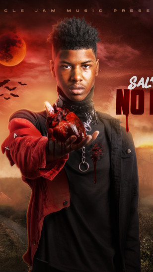 """Salvatixn Has Arrived In 2021 – """"No Love"""" Is Out Now!"""