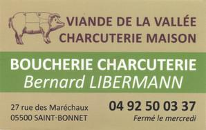Boucherie Libermann