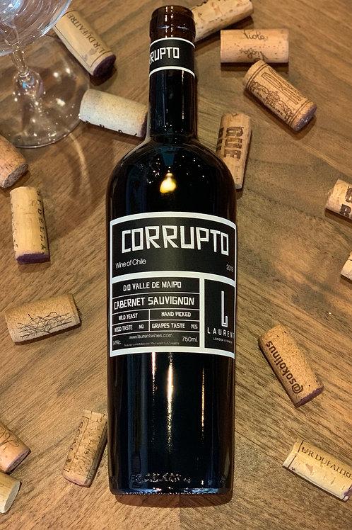 2019 Laurent, 'Corrupto', Cabernet Sauvignon, valle de amainó, CHL