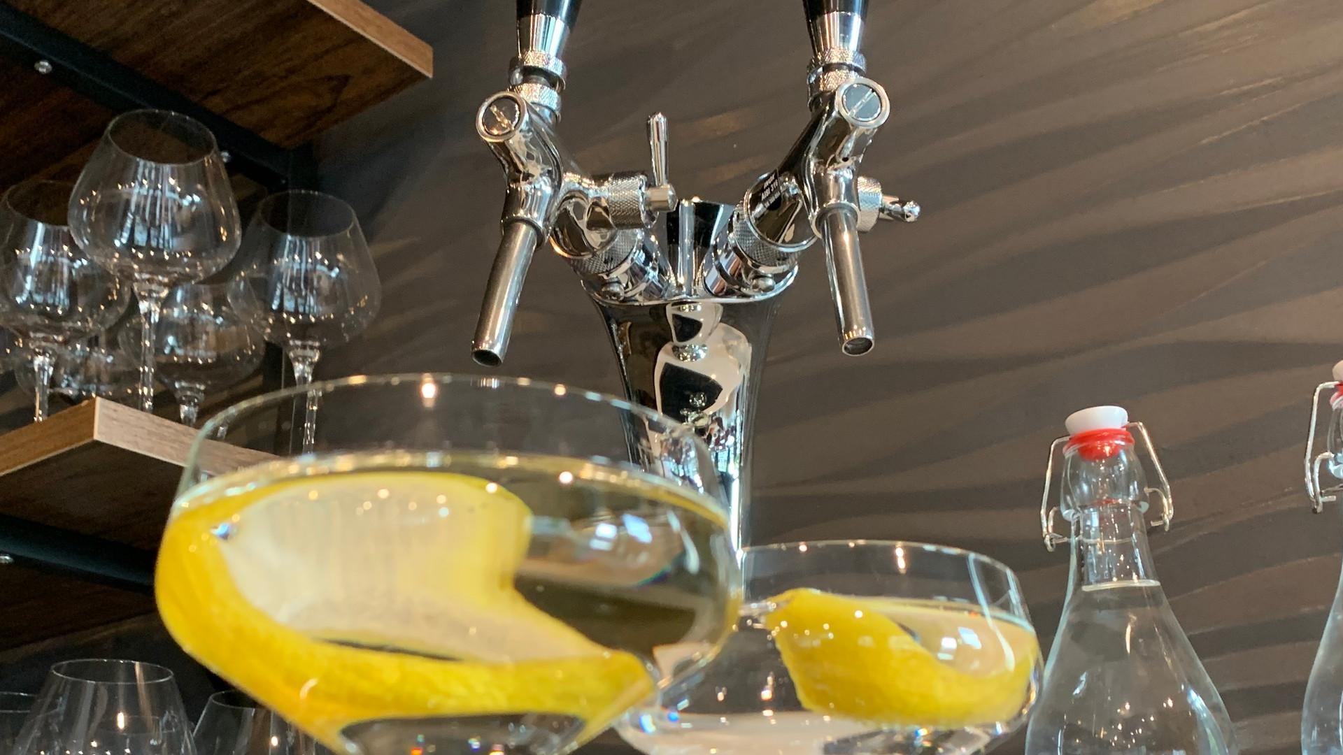 Bar Martinis