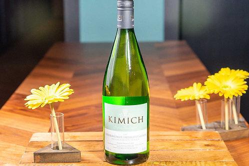 2018 Kimich, Kabinett Dry Riesling, Mosel, DEU – 1.0 Liter