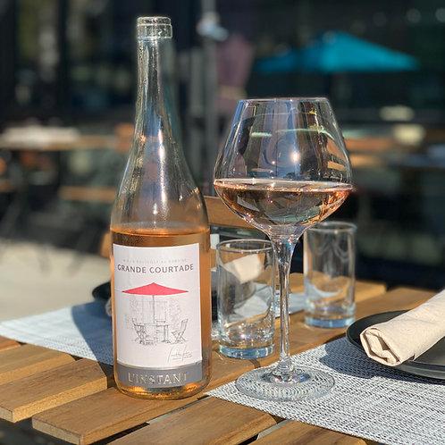 2019 Grande Courtade, 'L'Instant', Cabernet Sauvignon / Merlot, Languedoc, FRA