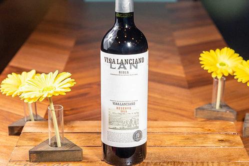 2015 Bodegas LAN, 'Vina Lanciano Reserva', Tempranillo, Rioja, ESP