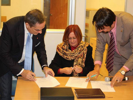 MFOPD signs an agreement with the Serbian Maltese Information Center