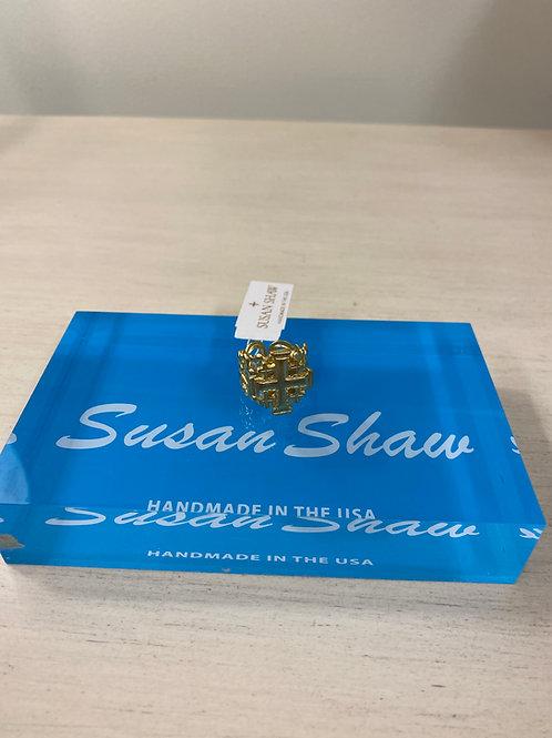 Susan Shaw Cross Ring