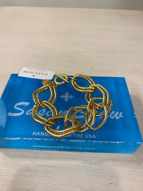 Susan Shaw Link Bracelet