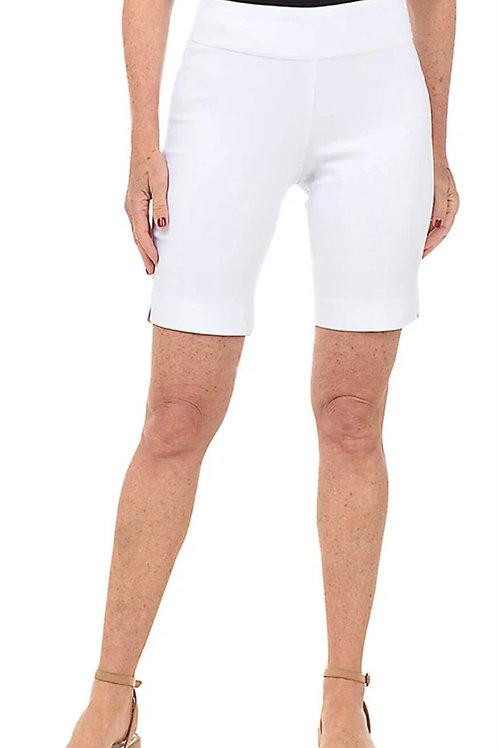 Krazy Larry White Shorts