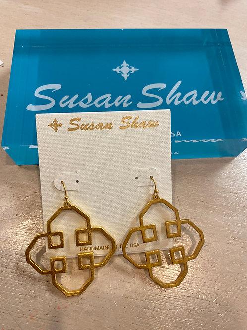 Susan Shaw Earrings